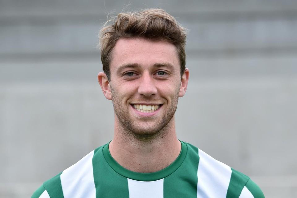 Devon Maes gaf de assist voor het winnende Hasseltse doelpunt