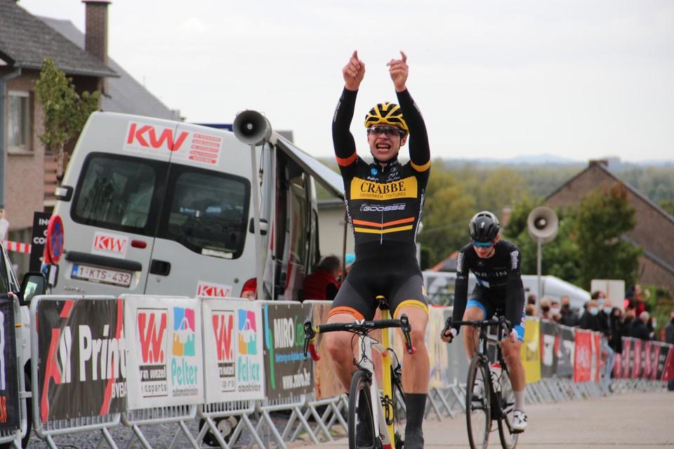 Arnaud De Lie won eind 2020 de Ster van Zuid-Limburg.