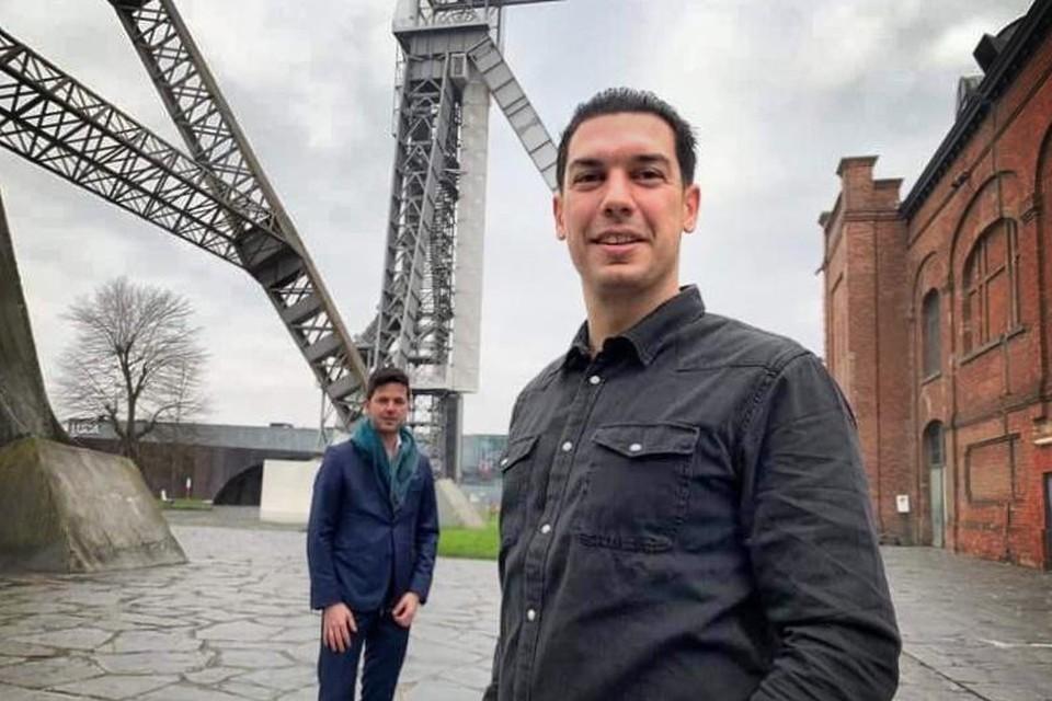 Luca Bruno volgt Jochim Martens op als voorzitter van Unizo Genk.