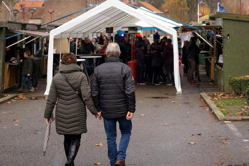 Naast het winterdorp verschijnt dit jaar tijdens het Winterweekend een schaatsbaan van 200 m² op het gemeenteplein.