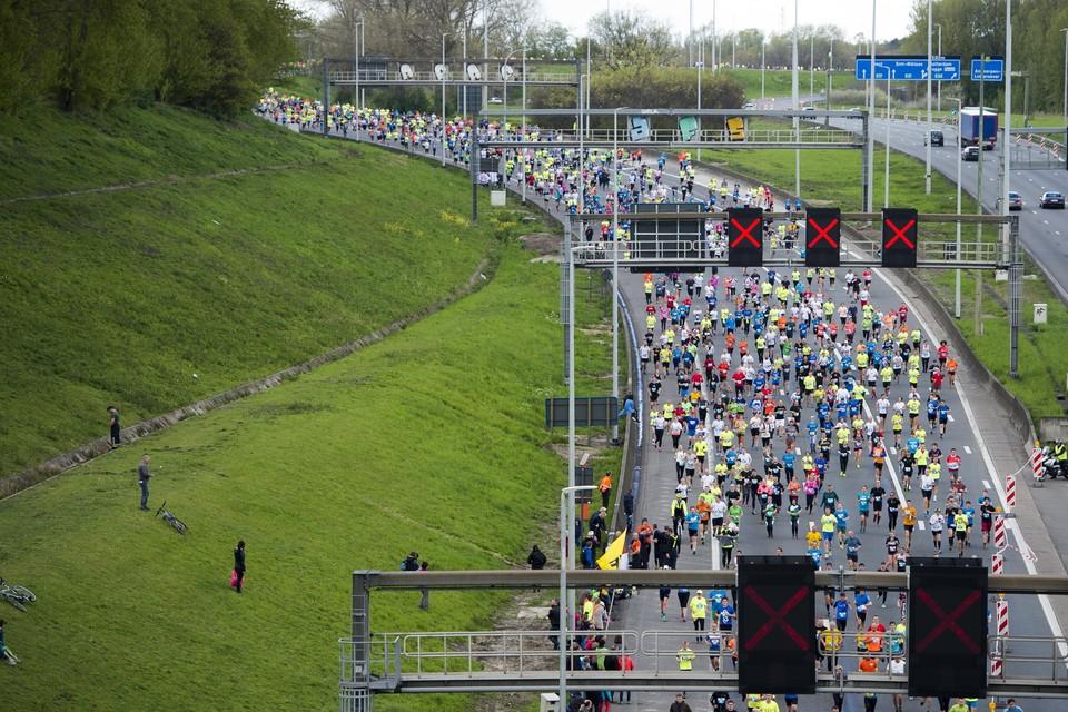 De Antwerp 10 Miles worden op 10 oktober echt gelopen.