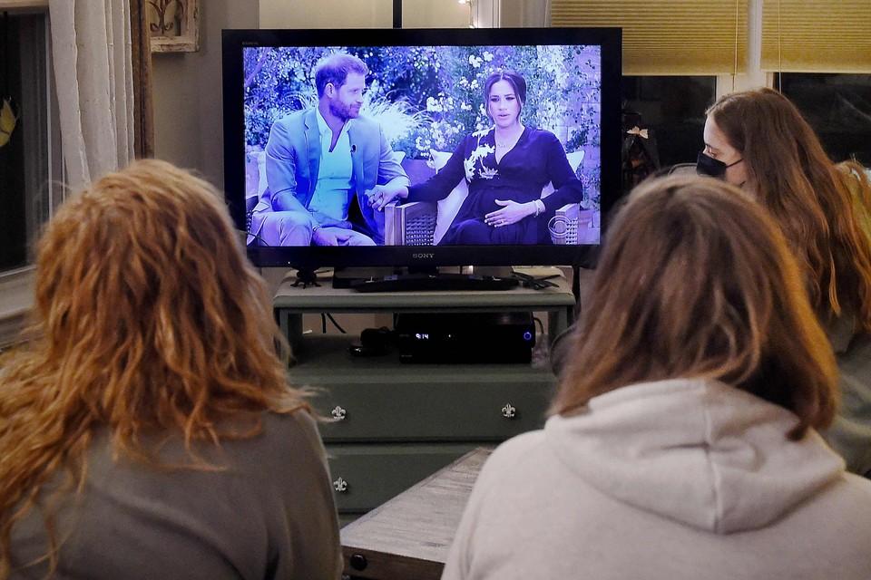 Het interview dat Meghan Markle en prins Harry aan Oprah Winfrey hebben gegeven, moet hard zijn aangekomen in Buckingham Palace.