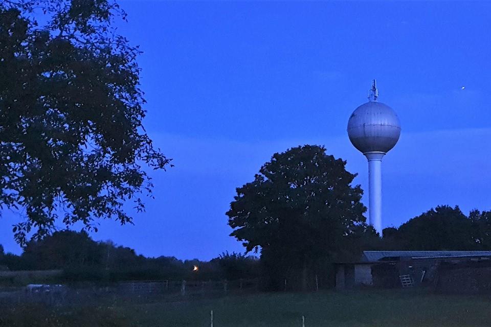 Watertoren in Meeuwen