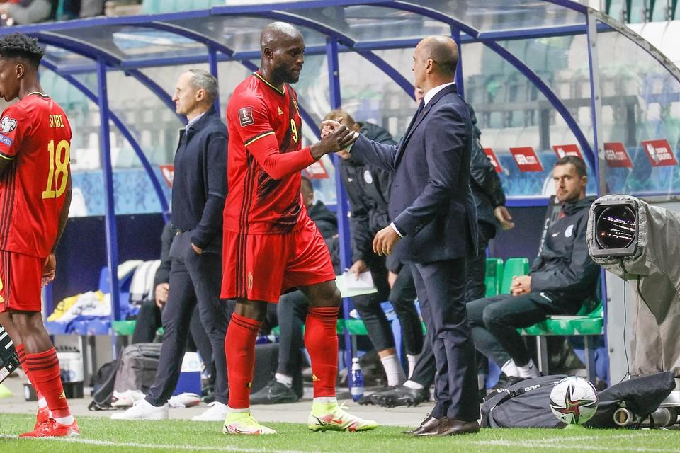 Zondag speelt Romelu Lukaku zijn honderdste match.