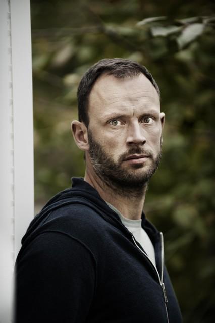 Organisator Tomas Van Den Spiegel.