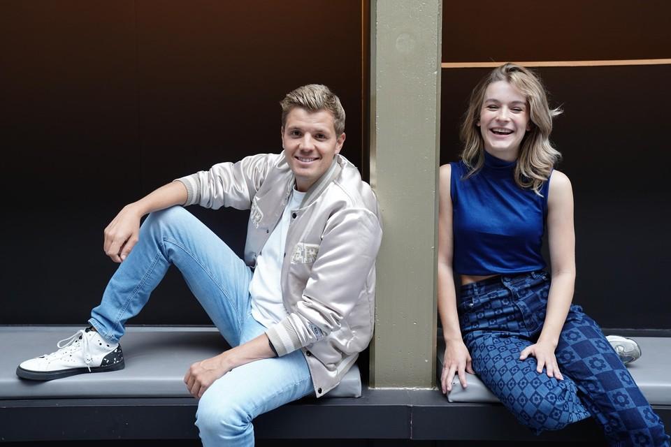 Jaap Reesema en Pommelien Thijs