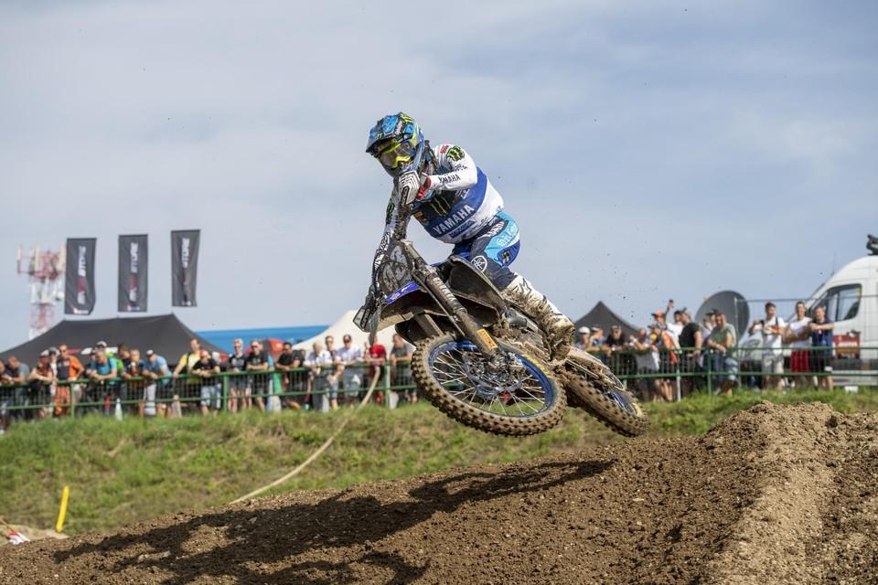 Jago Geerts herpakte zich in de tweede reeks, waarin hij derde eindigde.