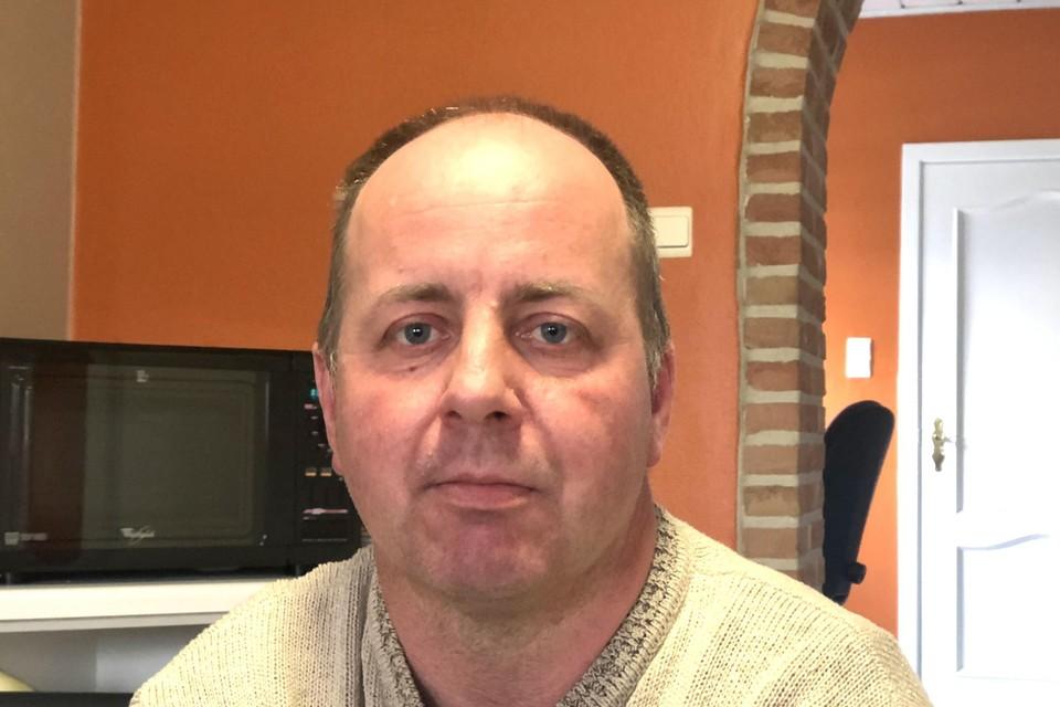 Johan Tollenaers rouwt om zijn zoon Jason die zondag omkwam na een steekpartij in Bocholt.