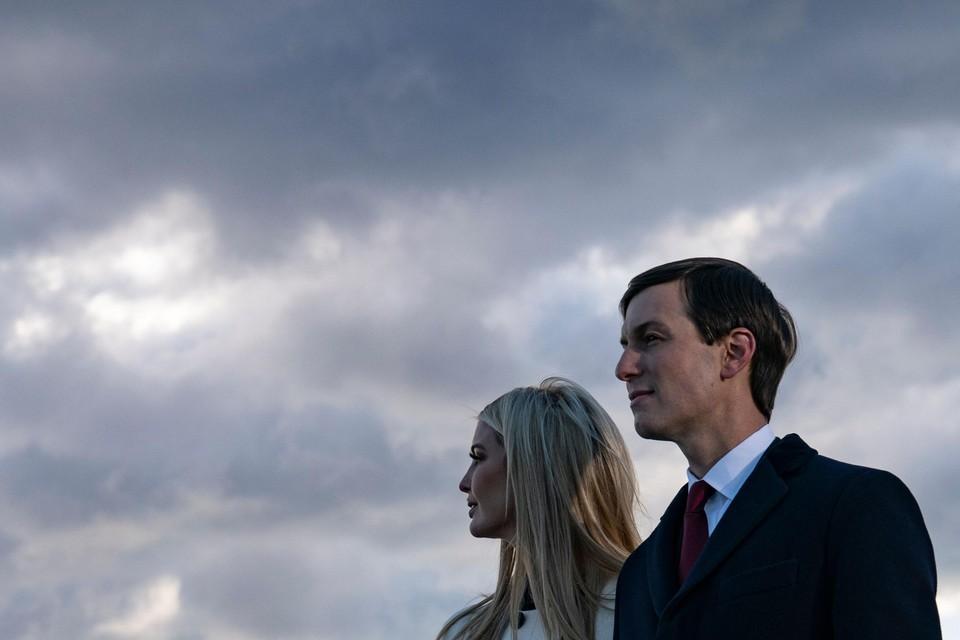 Ivanka Trumps echtgenoot, Jared Kushner, is genomineerd voor de Nobelprijs voor de Vrede.