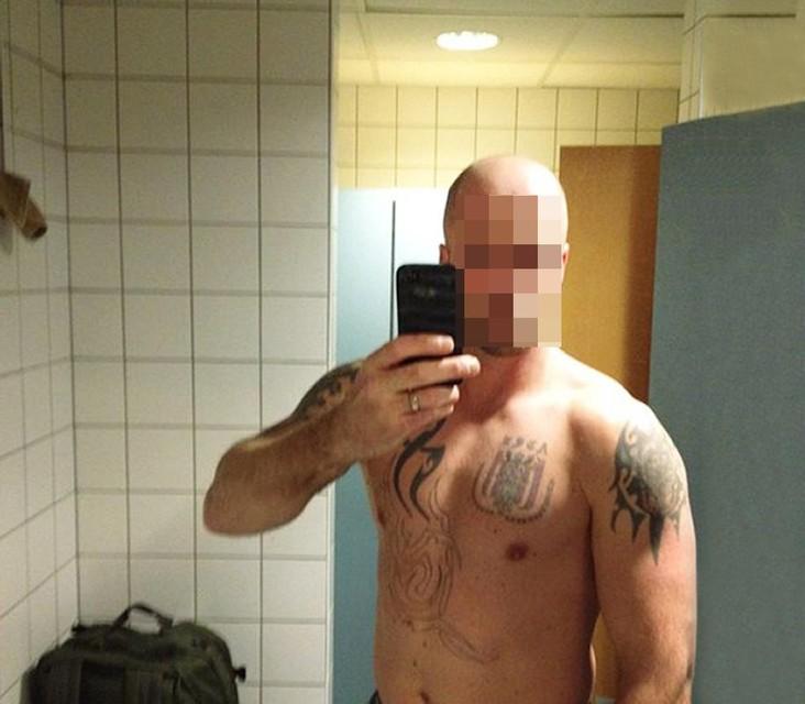 De man gaf fitnesstraining in Dilsen.