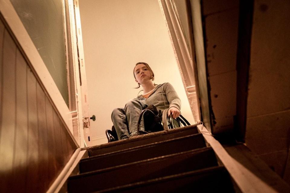 Kiera Allen zoekt in de Hitchcockiaanse thriller 'Run' een manier om te ontsnappen aan haar duivelse moeder.