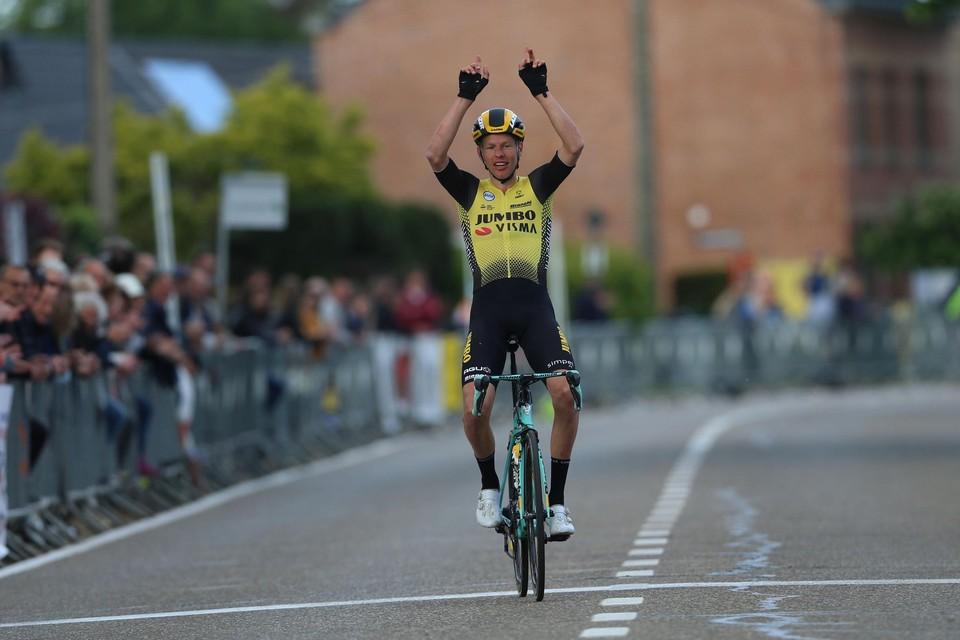 Taco van der Hoorn won in 2019 de Trofee Maarten Wynants. Vorig werd de wedstrijd geannuleerd omwille van het coronavirus.
