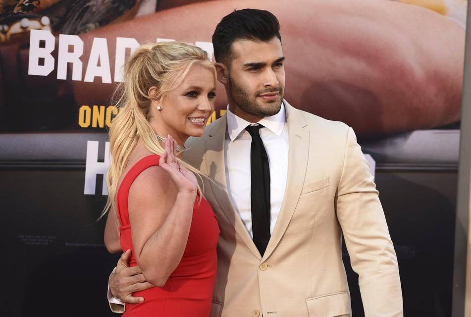 Britney en Sam