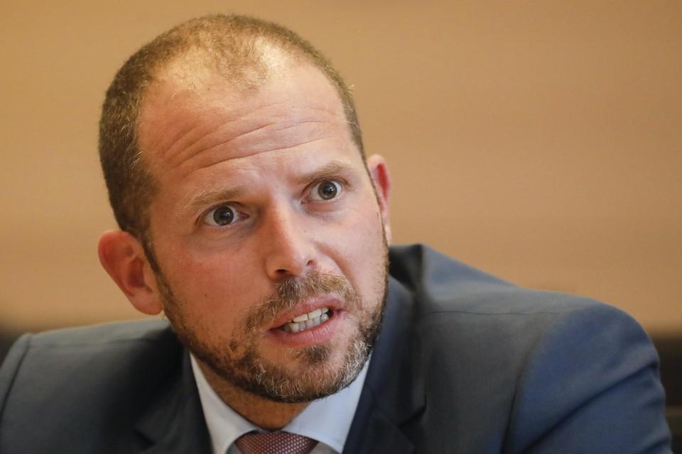 N-VA-Kamerlid Theo Francken.