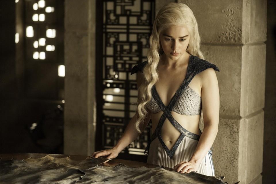 Personage Daenerys