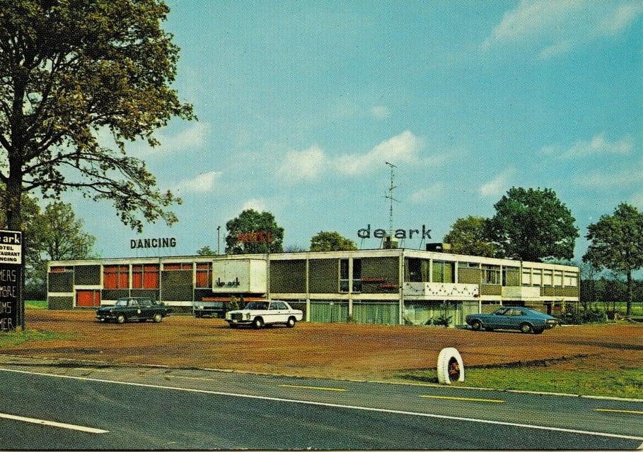 De Ark in de vroege jaren zeventig.