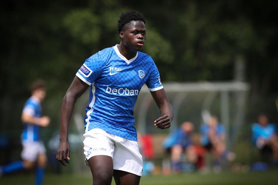 Diawara maakte het enige doelpunt.
