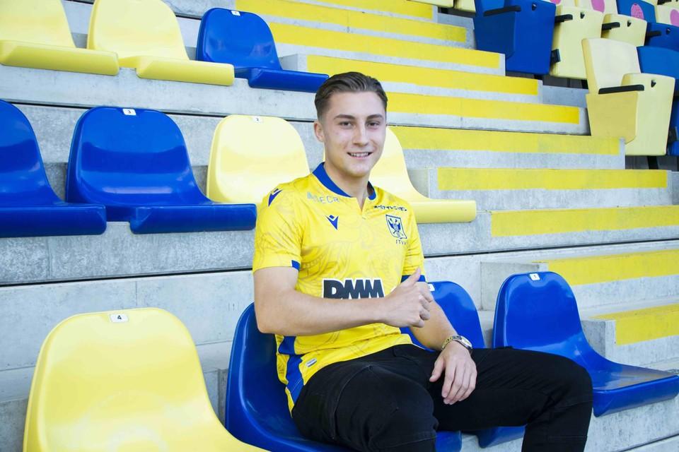 De 19-jarige Rocco Reitz wordt tot het einde van het seizoen gehuurd van Borussia Mönchengladbach.