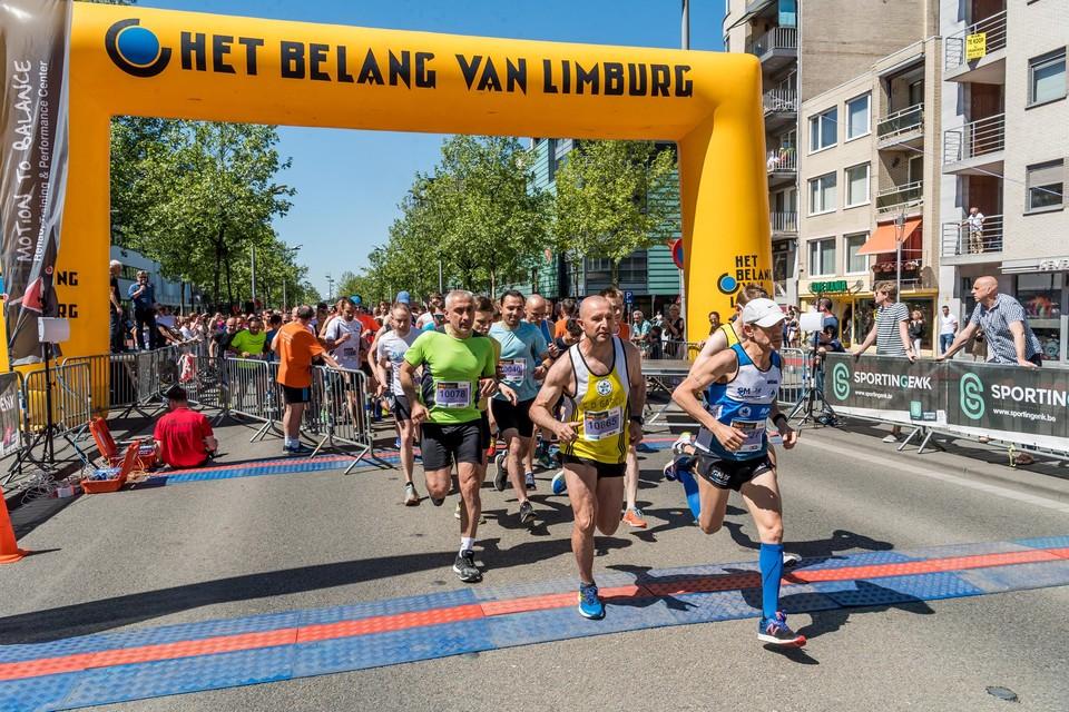 Genk Loopt is dit jaar géén massa-event, toch schreven al meer dan 2.500 deelnemers zich in voor de wedstrijd, die tussen 8 en 16 mei loopt.