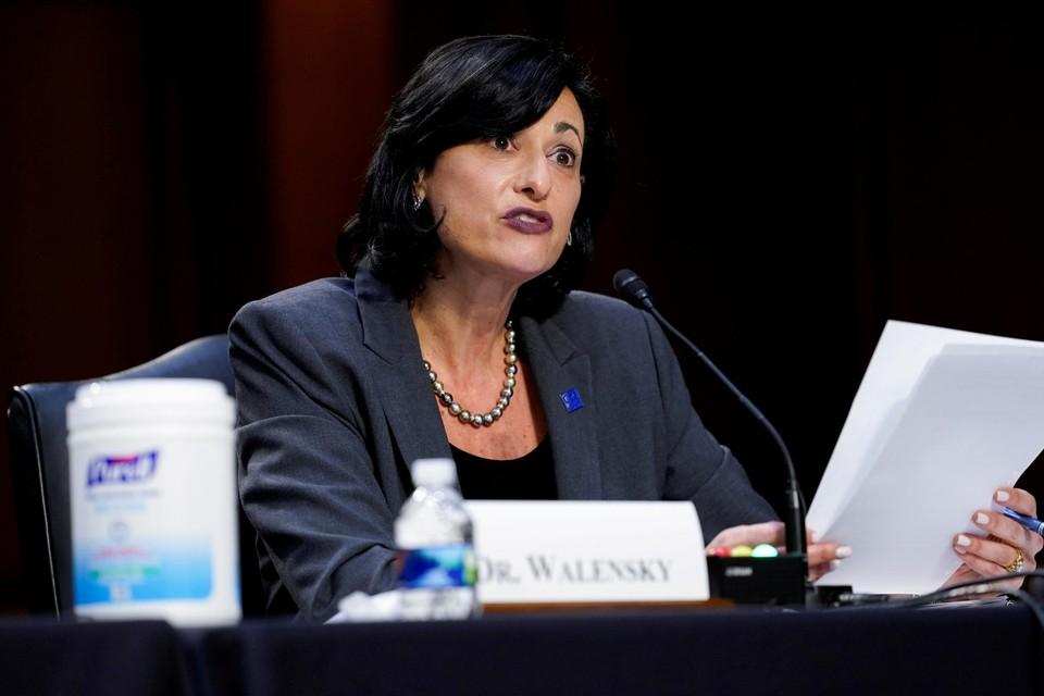 Rochelle Walensky, directeur van het