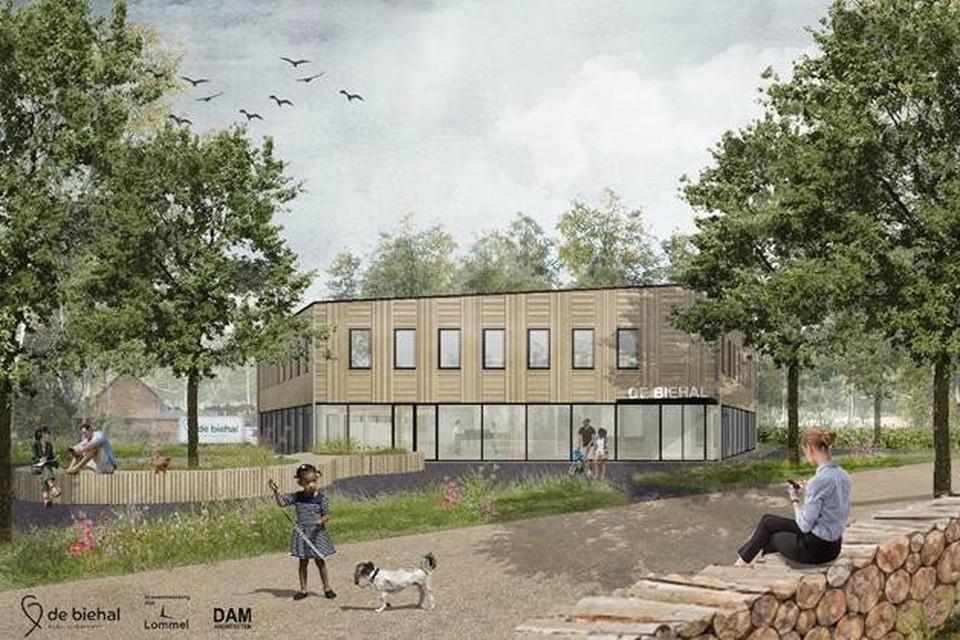 De verhuizing naar het nieuwbouwcomplex is voorzien voor juli 2022.