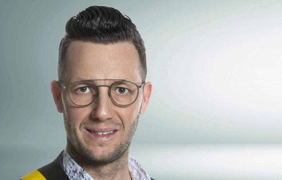 Burgemeester Dries Deferm