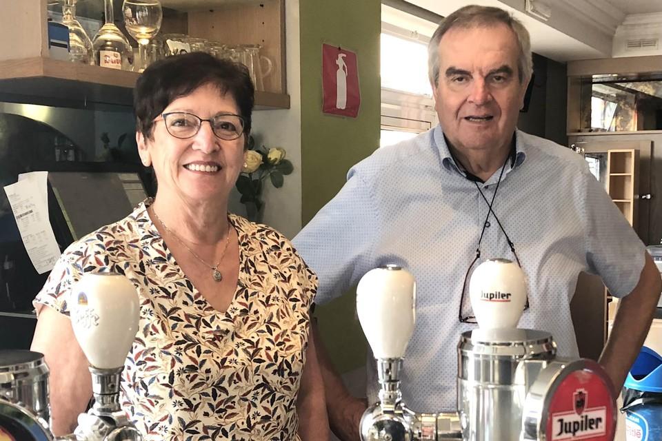 Josette en Willy stonden liefst 45 jaar achter de toog en het fornuis in Brasserie Remost.