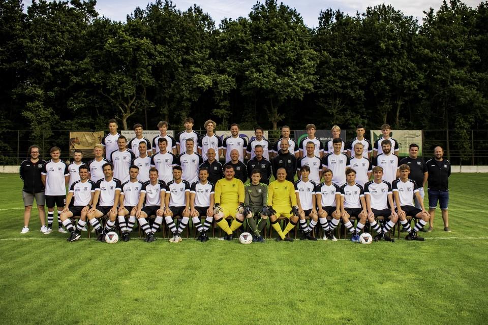 Zwaluw Wiemismeer is volgens de trainers de titelfavoriet in 4B.