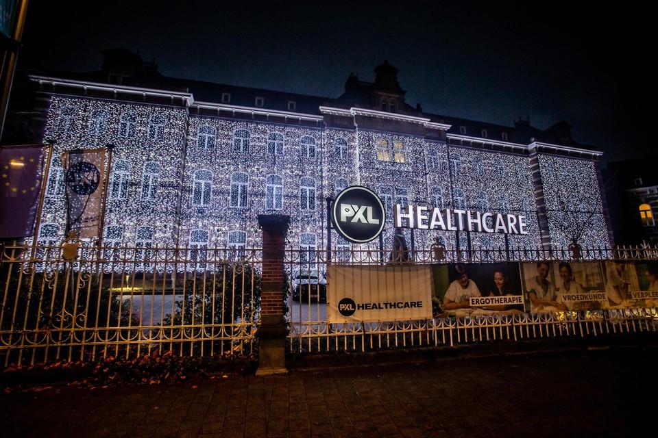 PXL-Healthcare is een mooie extra attractie geworden langs de Groene Boulevard.