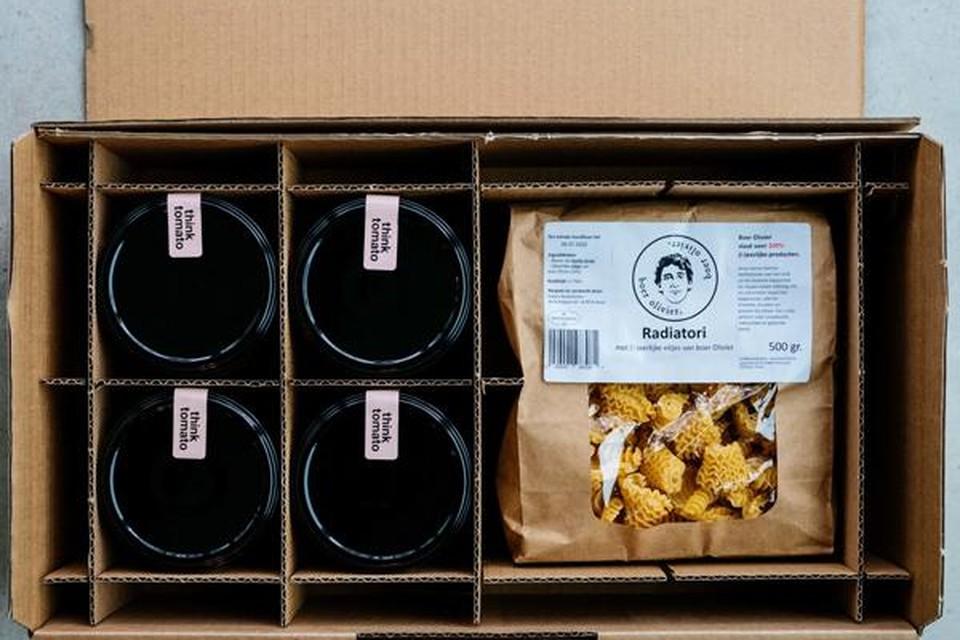Pastapakket - Think Tomato Boer Olivier - 29,75 euro via www.thinktomato.be