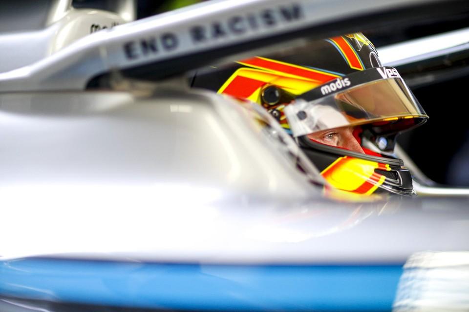 Geen punten voor Stoffel Vandoorne na de tweede e-Prix in Valencia.