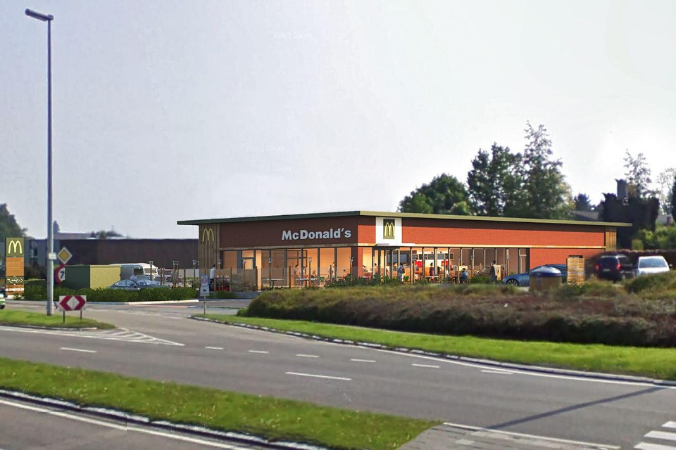 Zo zal het nieuwe hamburgerrestaurant in Sint-Truiden eruitzien