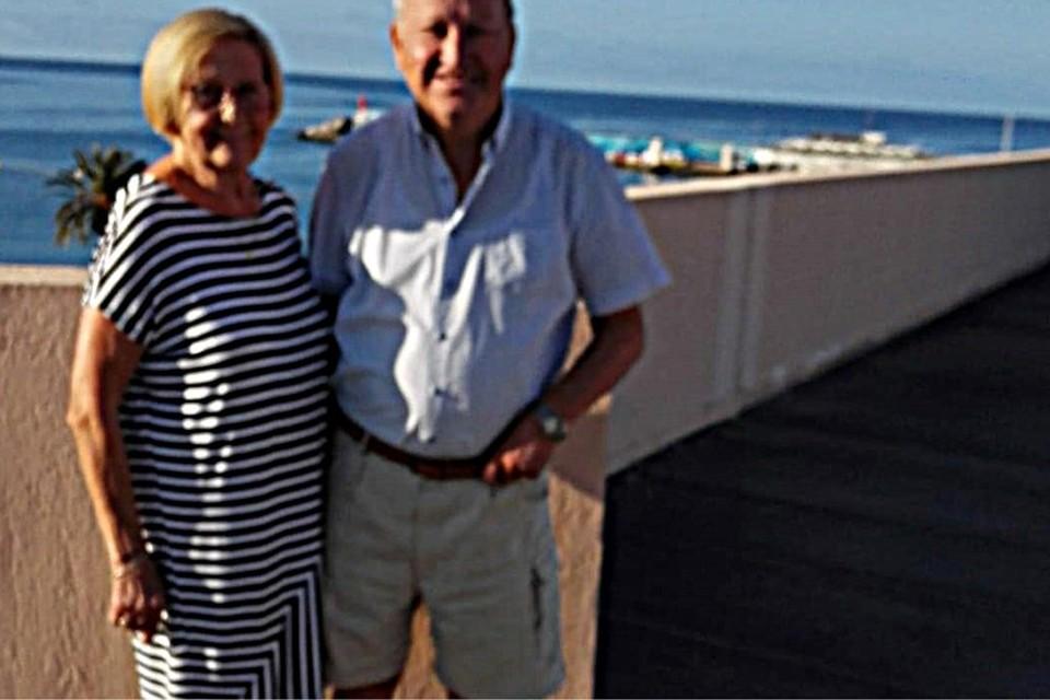 Lucia en Maurice zullen ten vroegste op 3 mei weer in het land zijn.