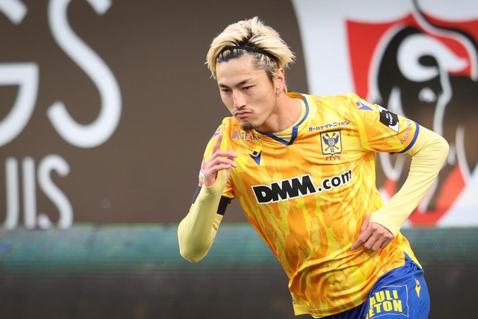 Suzuki scoorde vorig seizoen 17 keer.