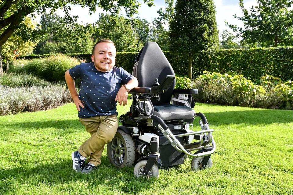 """""""Ik vind het jammer als ik ouders dan tegen hun kind zie zeggen dat ze niet mogen kijken. Nieuwsgierigheid helpt om te normaliseren"""", zegt Maarten."""