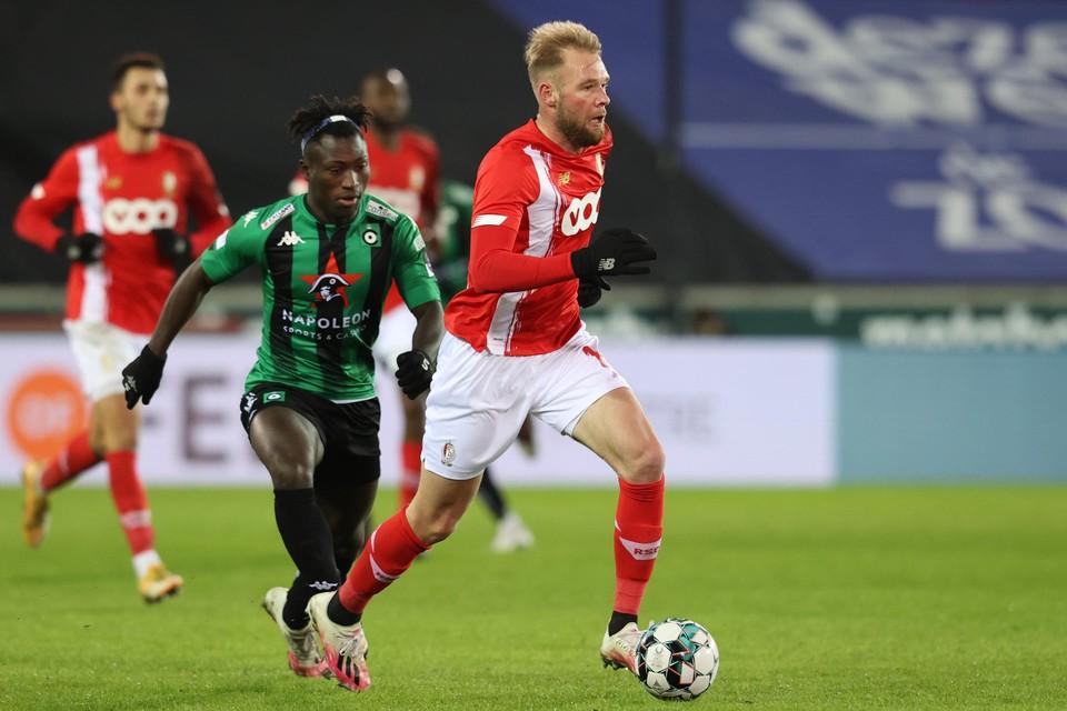 Klauss leek lange tijd op weg naar KV Mechelen, maar koos uiteindelijk voor Standard.