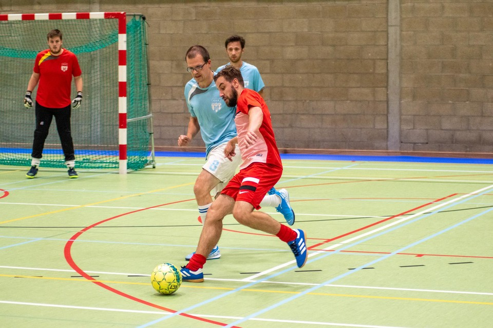 De Liefhebbers Zaalvoetbal Cup plant opnieuw wedstrijden in tot 30 juni.