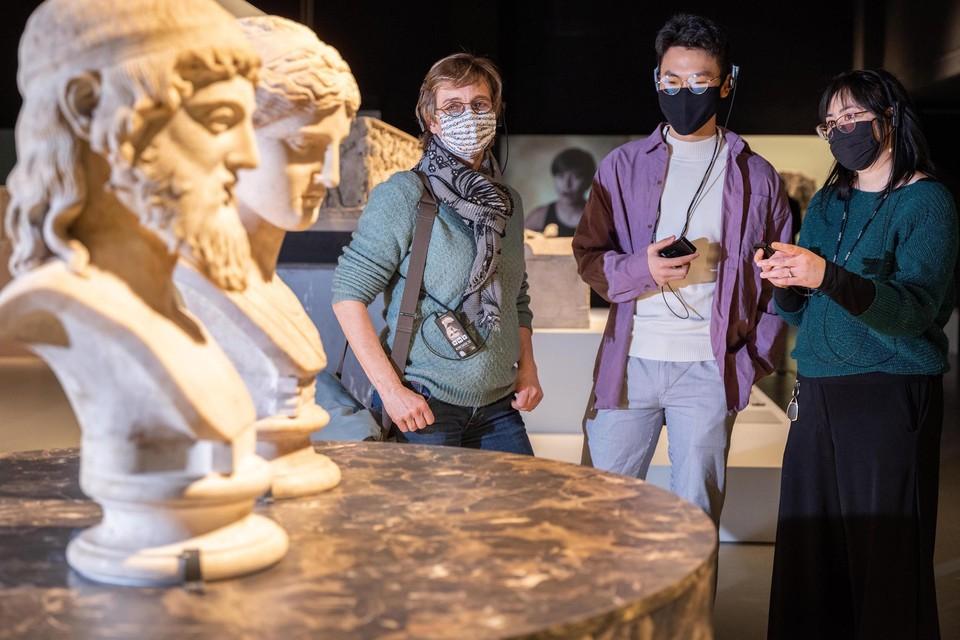 Het Gallo-Romeins Museum in Tongeren heeft het klaargespeeld een van zijn beste tentoonstellingen in jaren te produceren.