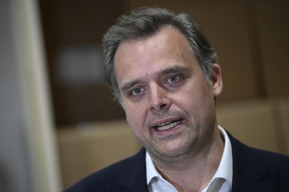 Voormalig minister Philippe De Backer (Open VLD) maakt zich zorgen.