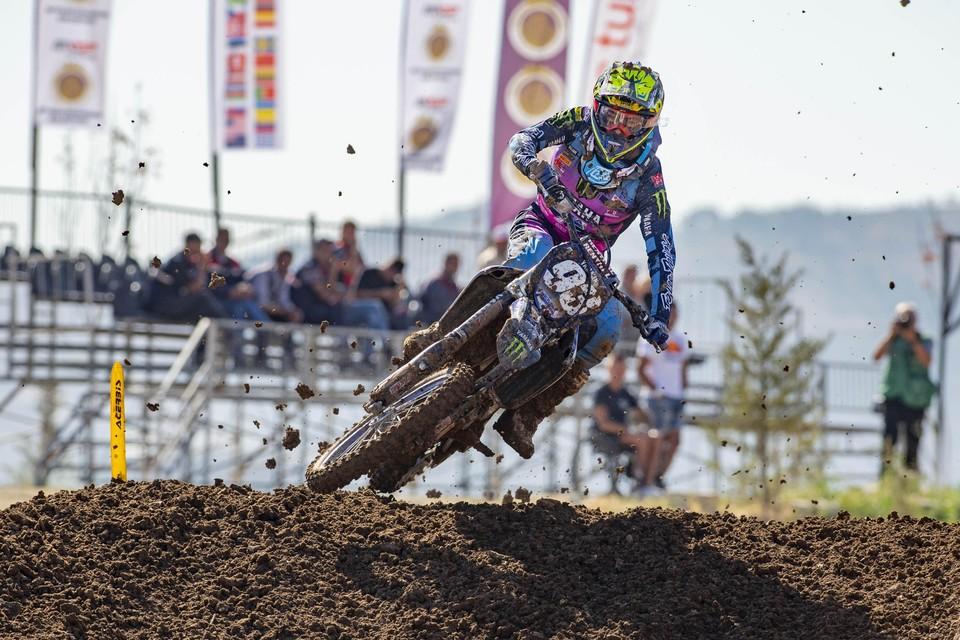 Jago Geerts bleef in Turkije op een zesde plaats steken.