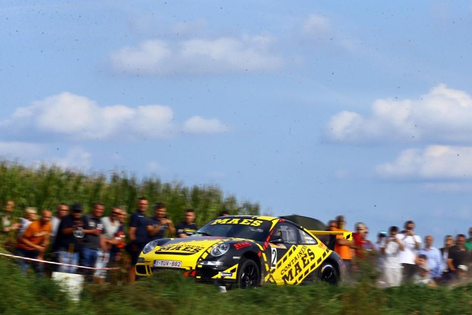 Na het forfait van Kris Princen zijn de Porsches van Patrick Snijers en Gunther Monnens de snelste Limburgse aan de start.