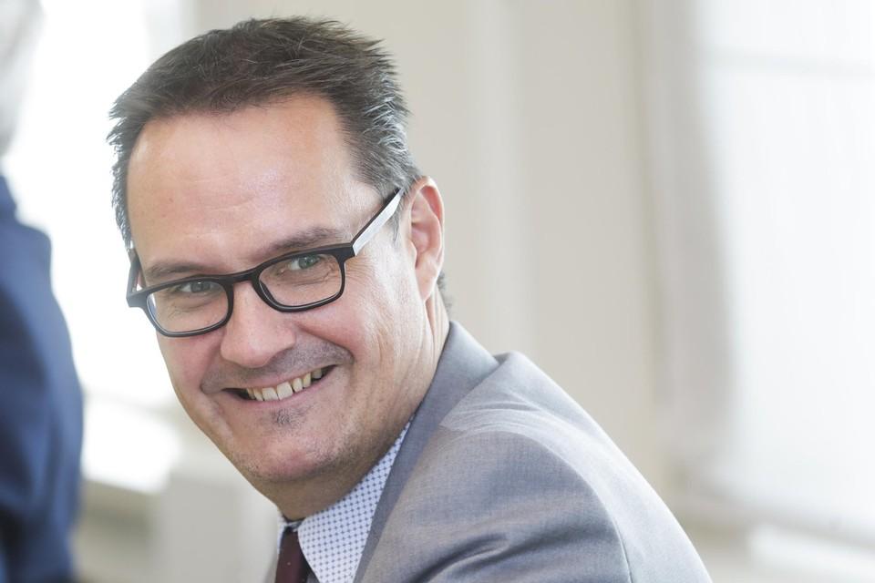 Danny Van Assche, Unizo-topman.