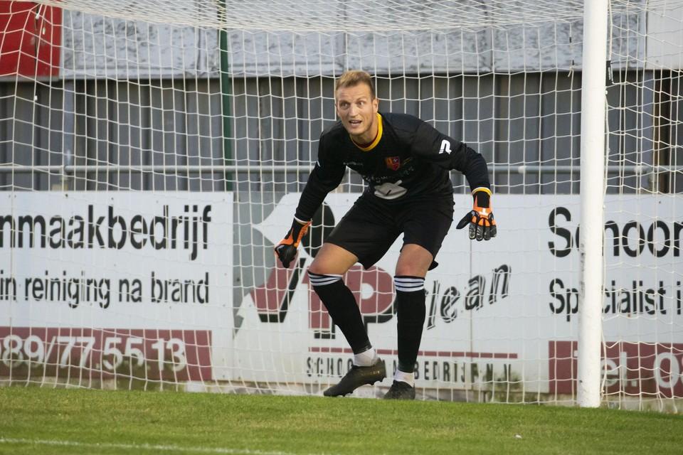 Maarten Silkens: ongeslagen met FC Veldwezelt.