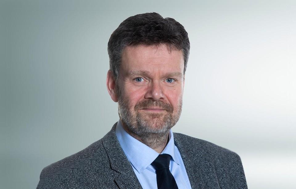 Burgemeester Frank Smeets