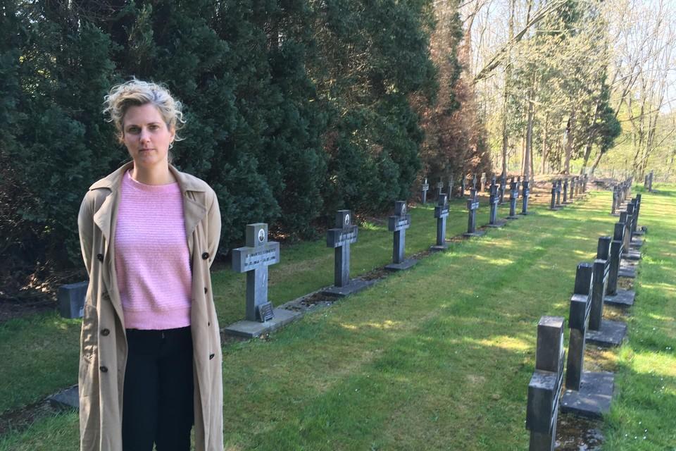 Algemeen directeur van OC Sint-Ferdinand Sabine Daenens en haar collega Filip Van Lommel van De Winning tekenden bezwaar aan omdat onder andere de begraafplaats van meer dan 100 broeders bedreigd wordt.