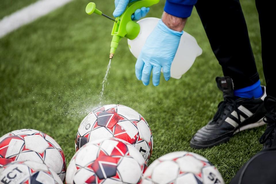 Er wordt een punt gezet achter het amateurvoetbalseizoen 2020-21. De competitie wordt stopgezet, er komen geen stijgers of dalers.