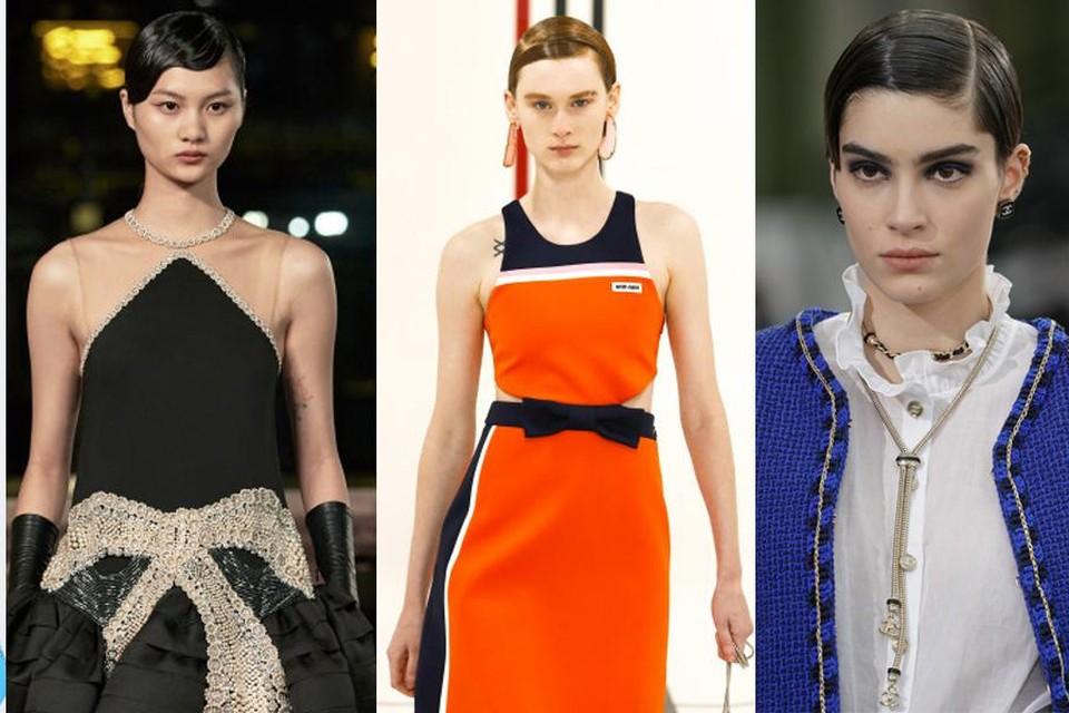 Balenciaga / Lanvin / Miu Miu en Chanel