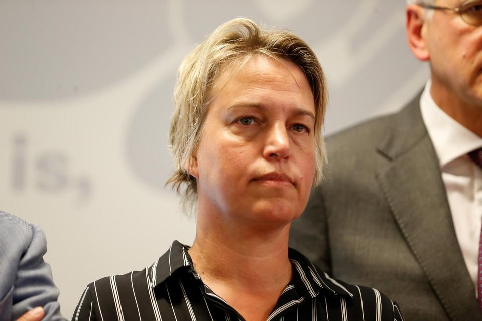 Ex-minister Joke Schauvliege.