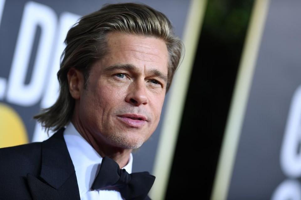 Brad Pitt is momenteel nog steeds in ons land en bracht vanochtend een bezoek aan de Koninklijke Musea voor Schone Kunsten.