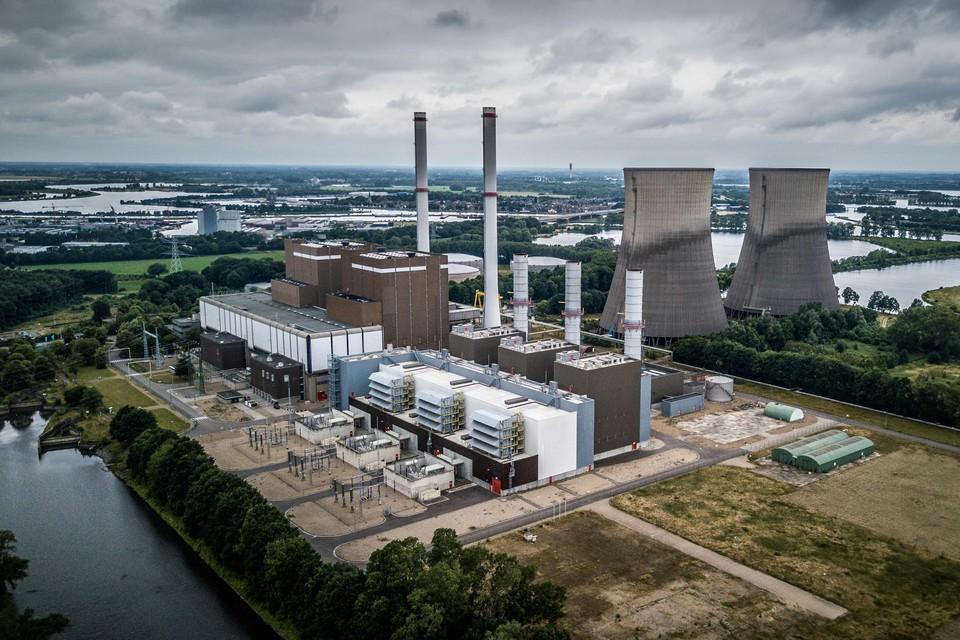 De ombouw van de gascentrale in Maasbracht tot kerncentrale staat op het verlanglijstje van regeringspartij VVD.